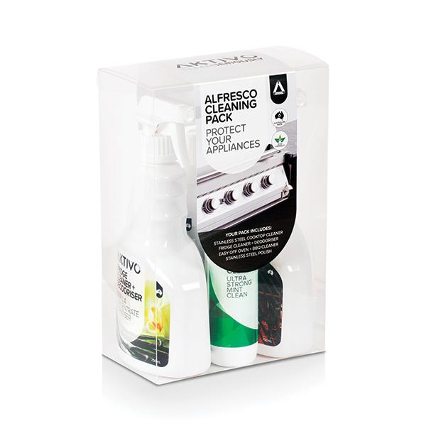 AKALF01 - ALFRESCO CLEANING PACK